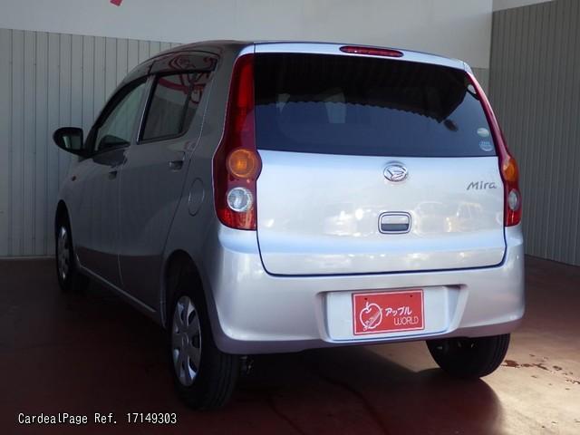 Daihatsu Mira VI 2002 - 2006 Hatchback 5 door #4