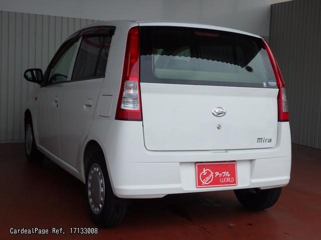 Daihatsu Mira VI 2002 - 2006 Hatchback 5 door #5