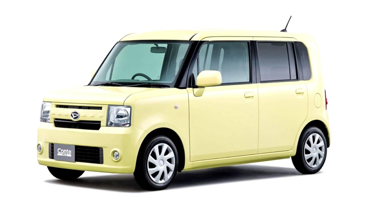 Daihatsu Move Conte I 2008 - 2011 Hatchback 5 door #7