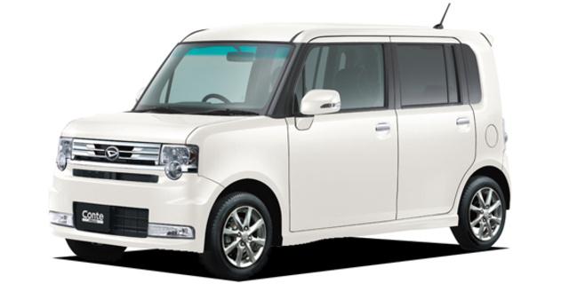 Daihatsu Move Conte I 2008 - 2011 Hatchback 5 door #5