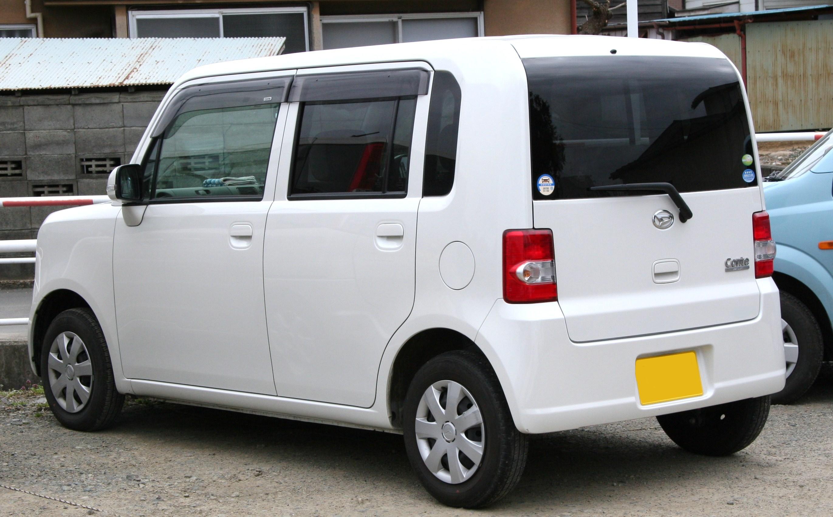 Daihatsu Move Conte I 2008 - 2011 Hatchback 5 door #6