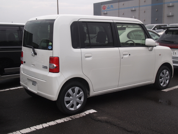 Daihatsu Move Conte I 2008 - 2011 Hatchback 5 door #4