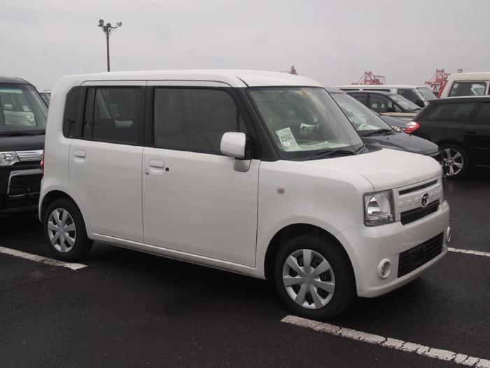 Daihatsu Move Conte I 2008 - 2011 Hatchback 5 door #3
