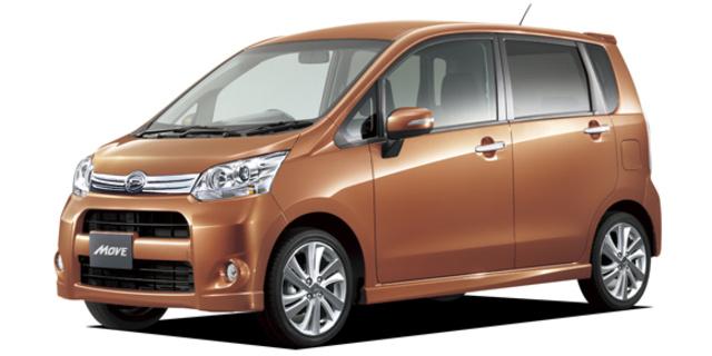 Daihatsu Move Conte I Restyling 2011 - now Hatchback 5 door #1