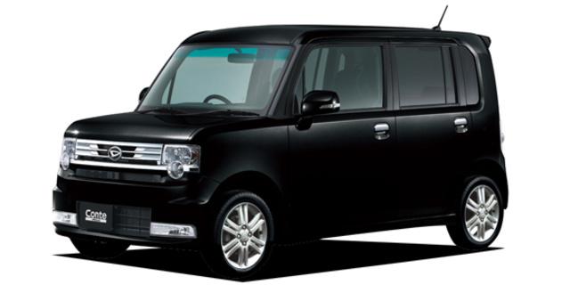 Daihatsu Move Conte I Restyling 2011 - now Hatchback 5 door #4