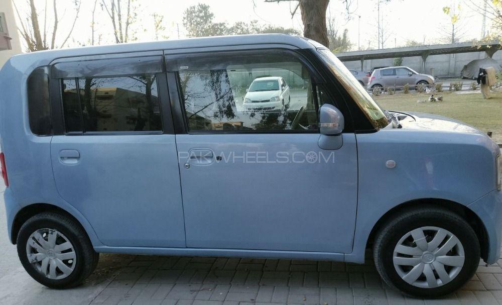 Daihatsu Move Conte I Restyling 2011 - now Hatchback 5 door #6