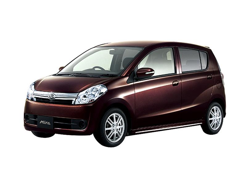 Daihatsu Move Conte I Restyling 2011 - now Hatchback 5 door #3