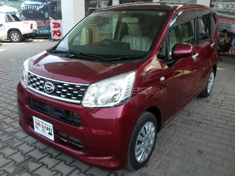 Daihatsu Move VI 2014 - now Microvan #1
