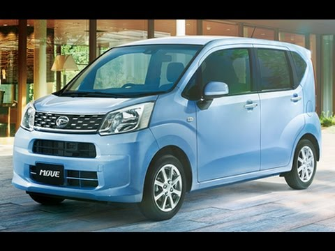 Daihatsu Move VI 2014 - now Microvan #4