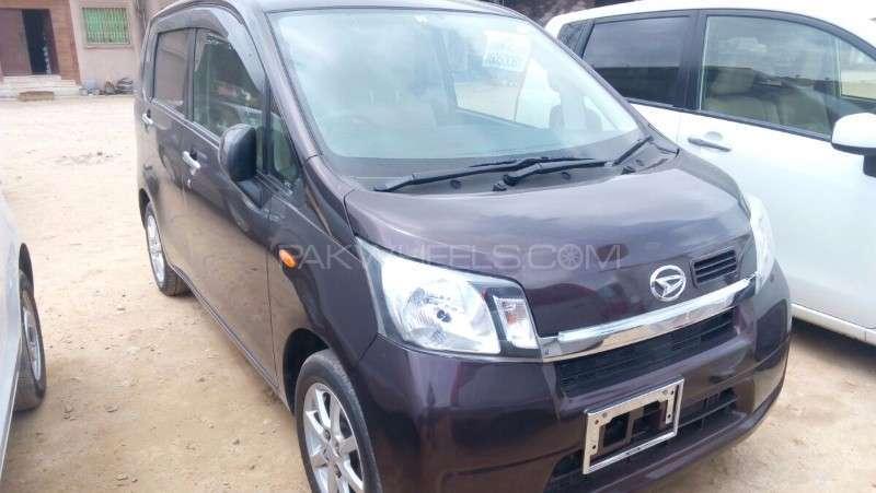 Daihatsu Move VI 2014 - now Microvan #8