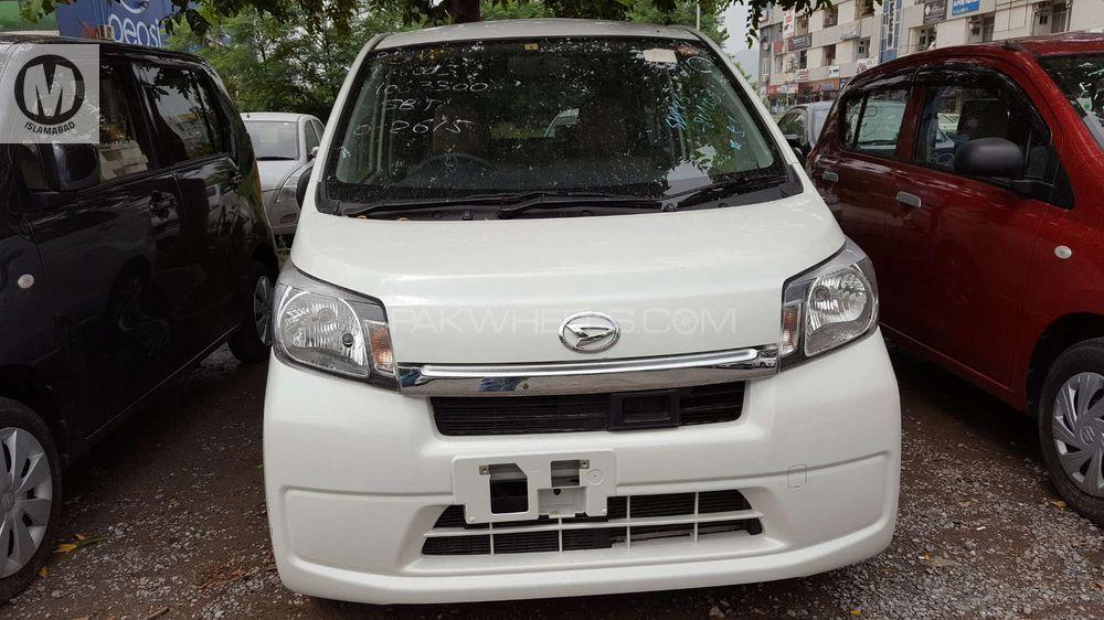 Daihatsu Move VI 2014 - now Microvan #6