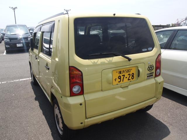 Daihatsu Naked 1999 - 2004 Microvan #2