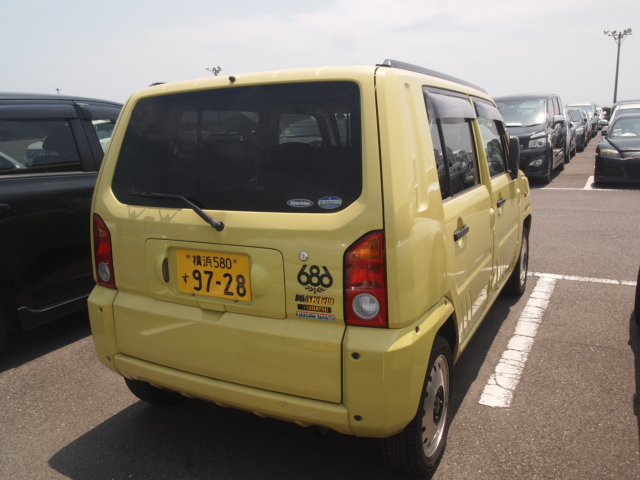 Daihatsu Naked 1999 - 2004 Microvan #6