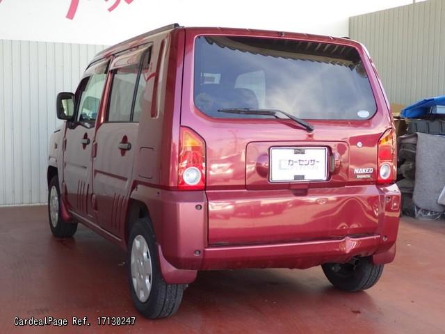 Daihatsu Naked 1999 - 2004 Microvan #5