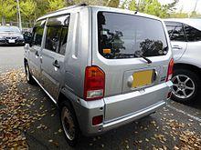 Daihatsu Naked 1999 - 2004 Microvan #8