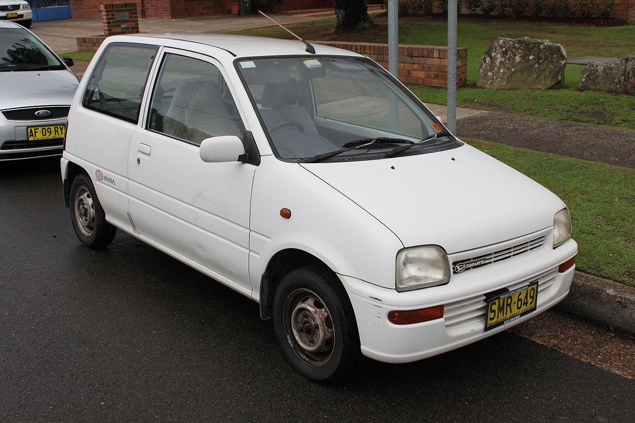 Daihatsu Opti I 1992 - 1998 Hatchback 3 door #2