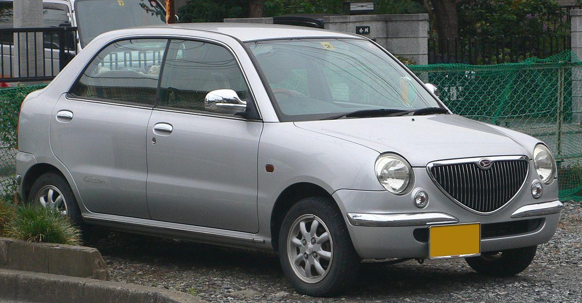 Daihatsu Opti I 1992 - 1998 Hatchback 3 door #3