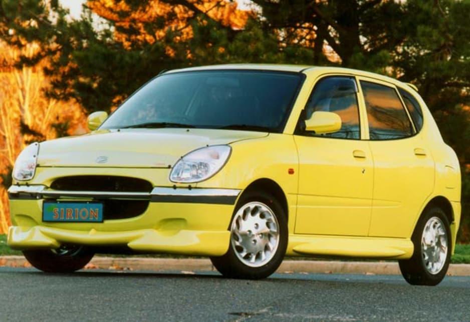 Daihatsu Storia 1998 - 2004 Hatchback 5 door #6