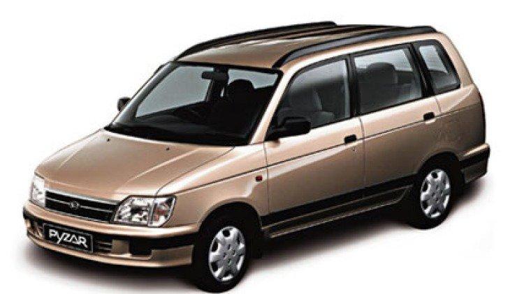 Daihatsu Pyzar I 1996 - 1998 Compact MPV #5
