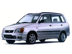 Daihatsu Pyzar I 1996 - 1998 Compact MPV #4