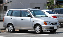 Daihatsu Pyzar I 1996 - 1998 Compact MPV #6