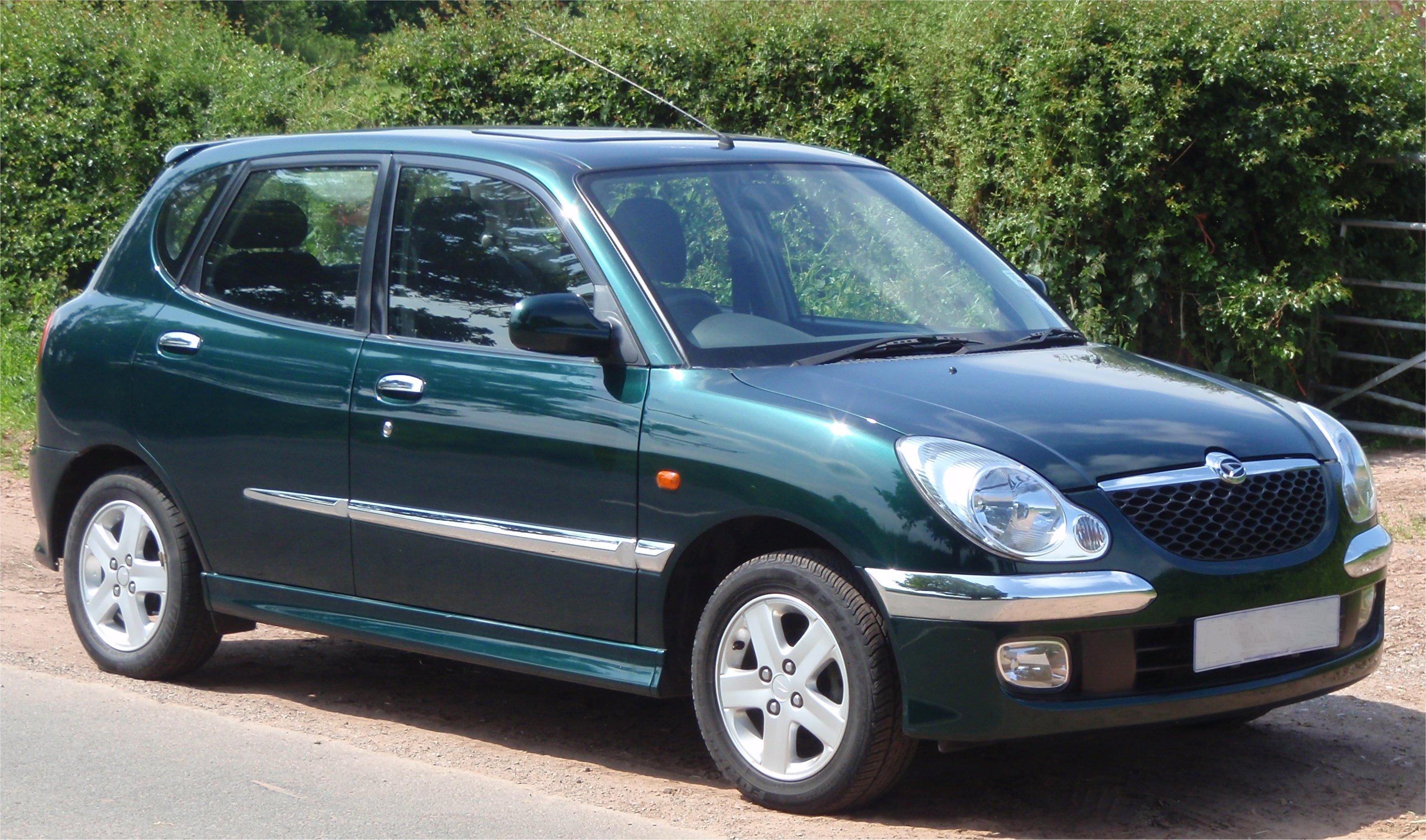 Daihatsu Storia 1998 - 2004 Hatchback 5 door #3