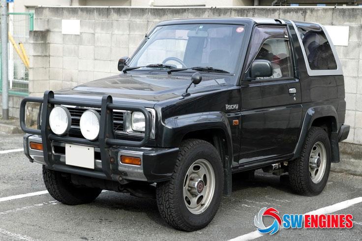 Daihatsu Rocky 1989 - 1998 SUV #6