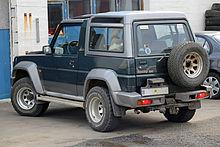 Daihatsu Rugger I 1984 - 1992 SUV 3 door #6