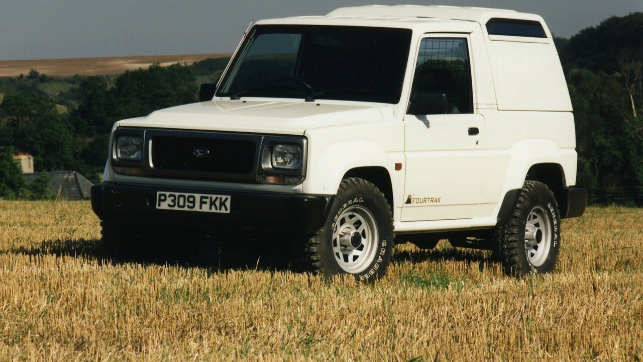 Daihatsu Rugger II 1993 - 2002 SUV 3 door #1