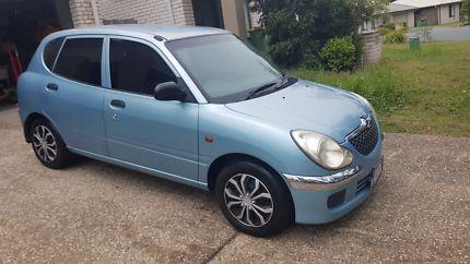 Daihatsu Sirion I (M1) 1998 - 2004 Hatchback 5 door #2