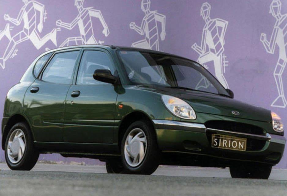 Daihatsu Storia 1998 - 2004 Hatchback 5 door #5