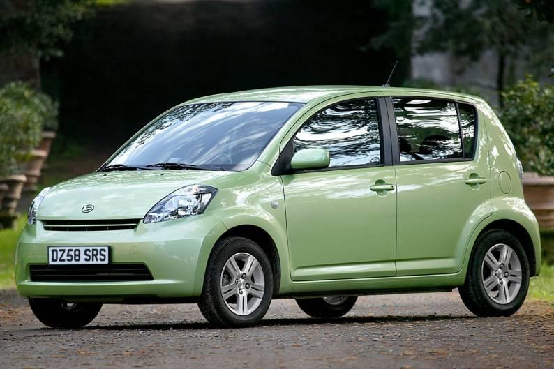 Daihatsu Sirion II Restyling (M2) 2007 - 2013 Hatchback 5 door #6