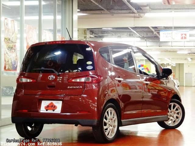 Daihatsu Sonica 2006 - 2009 Hatchback 5 door #2