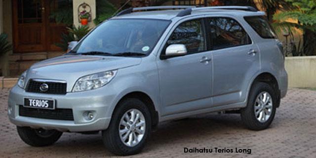 Daihatsu Terios II Restyling 2009 - now SUV 5 door #1