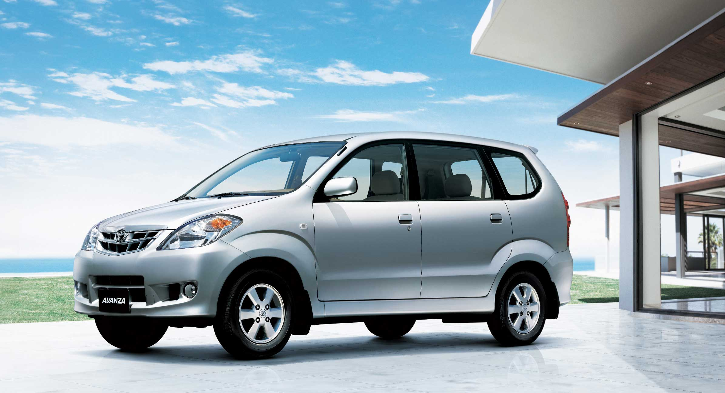 Daihatsu Xenia 2003 - 2011 Compact MPV #5