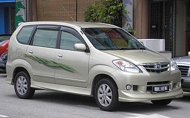 Daihatsu Xenia 2003 - 2011 Compact MPV #3