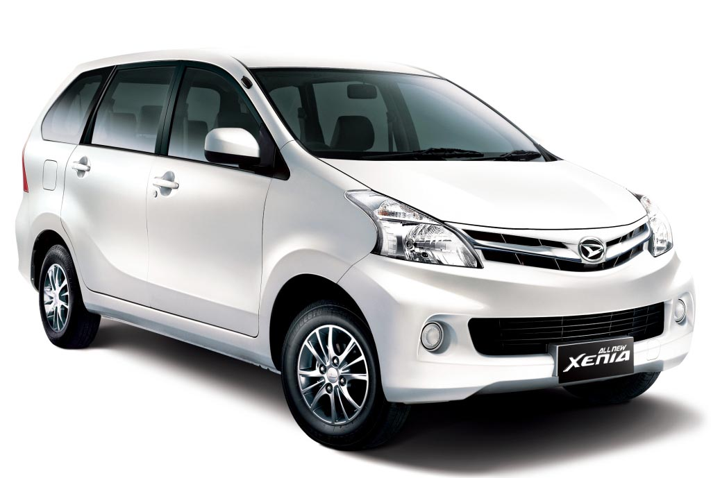 Daihatsu Xenia 2003 - 2011 Compact MPV #6