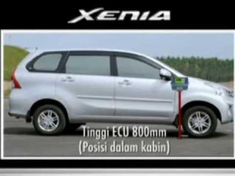 Daihatsu Xenia 2003 - 2011 Compact MPV #8