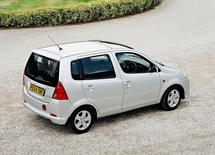 Daihatsu YRV 2002 - 2005 Compact MPV #5