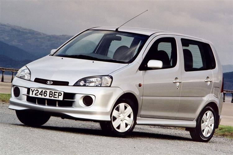 Daihatsu YRV 2002 - 2005 Compact MPV #7