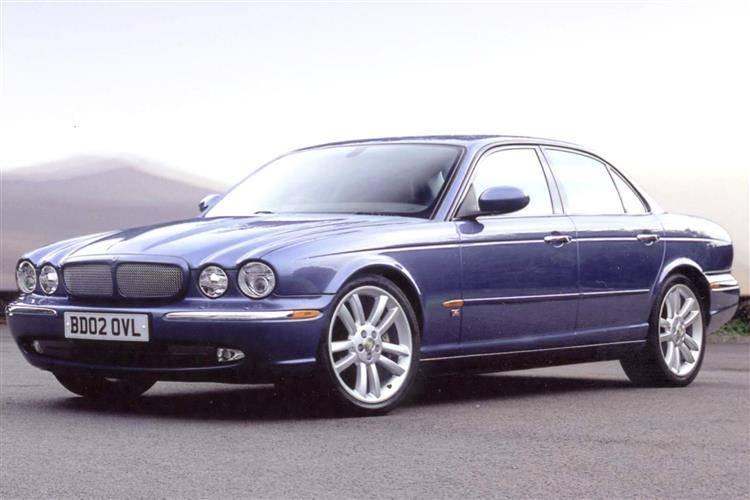 Jaguar Car 2003