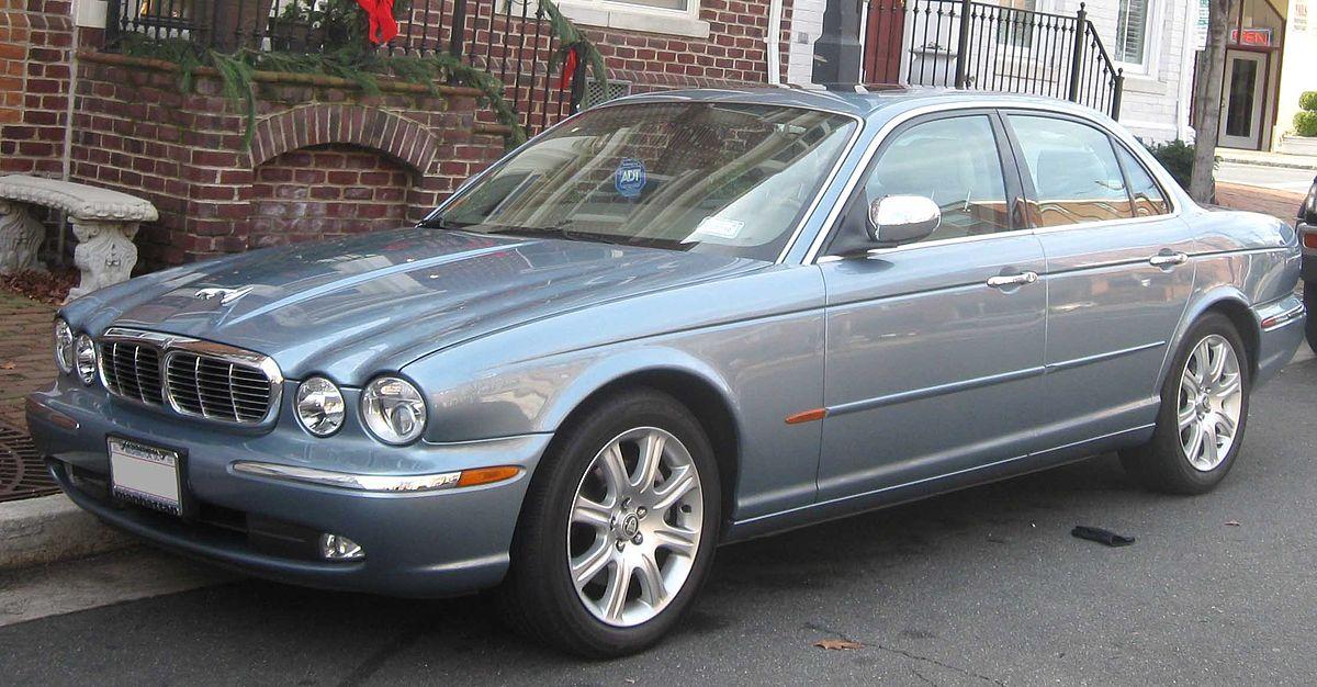 Jaguar XJR III (X358) 2007 - 2010 Sedan #8