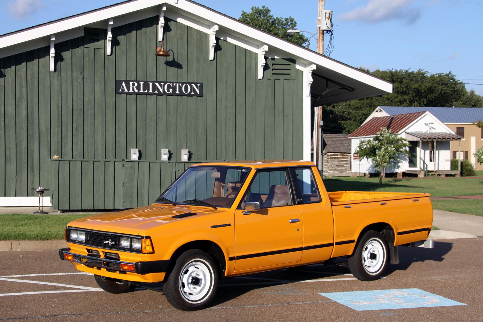 Datsun 720 1980 - 1986 Pickup #1