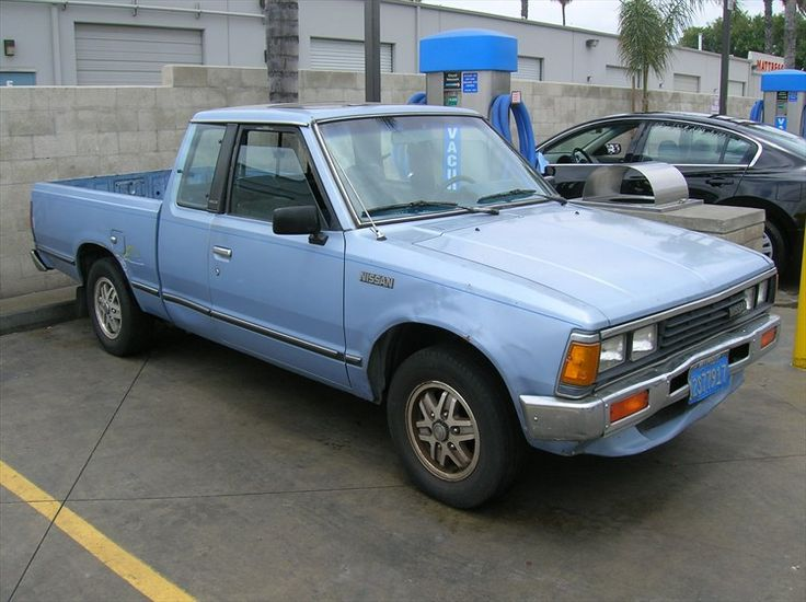 Datsun 720 1980 - 1986 Pickup #3
