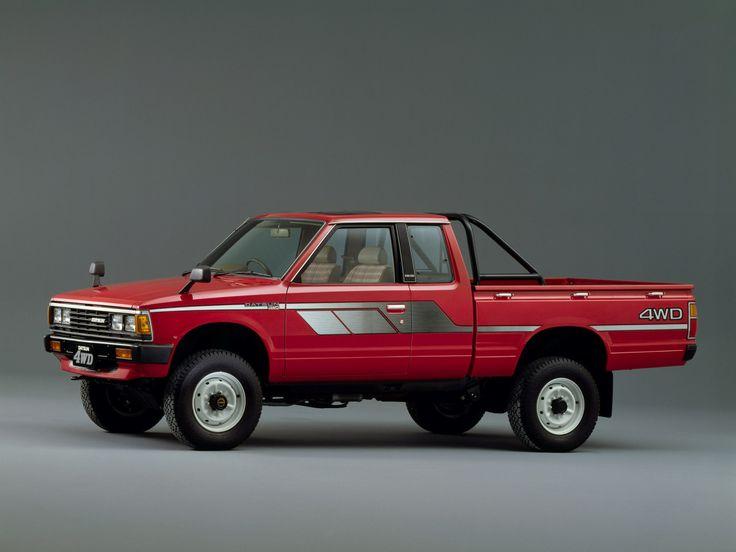 Datsun 720 1980 - 1986 Pickup #2