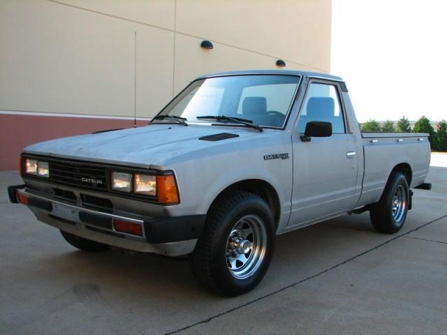 Datsun 720 1980 - 1986 Pickup #6