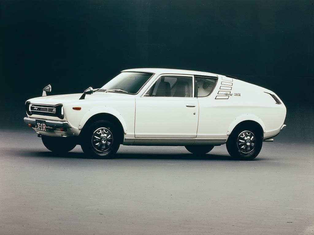 Datsun Cherry II 1974 - 1978 Coupe #3