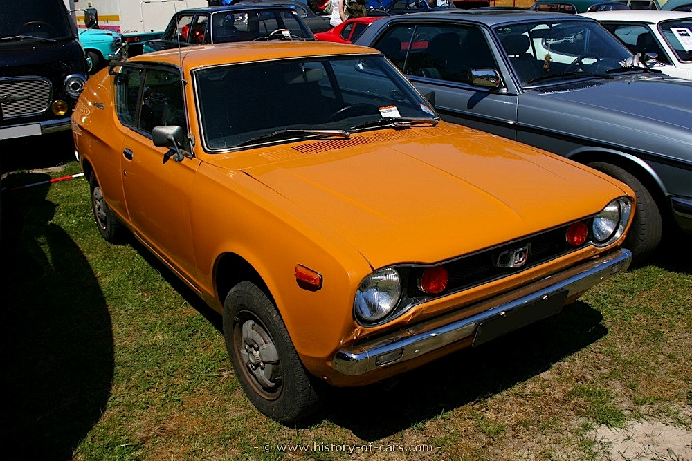 Datsun Cherry I 1970 - 1974 Coupe #1