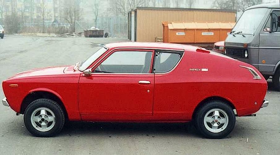 Datsun Cherry I 1970 - 1974 Coupe #7