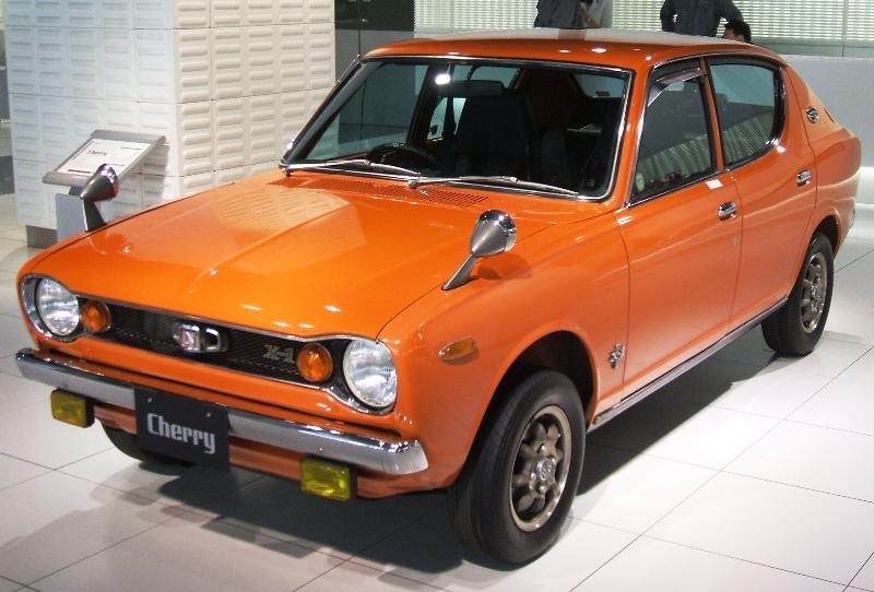 Datsun Cherry I 1970 - 1974 Coupe #8